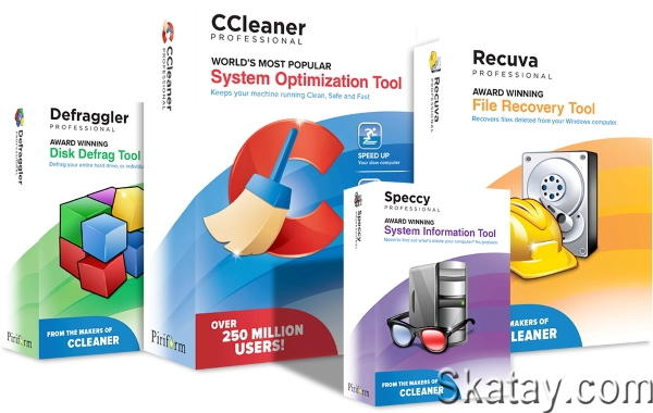 CCleaner Professional Plus v.5.73 Final