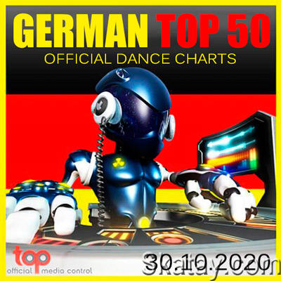 German Top 50 Official Dance Charts (30.10.2020)