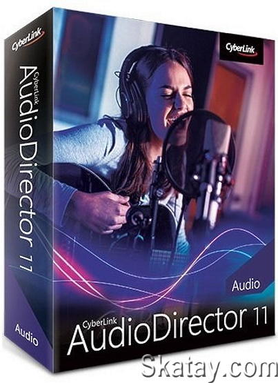 CyberLink AudioDirector Ultra v.11.0.2304.0 + Rus