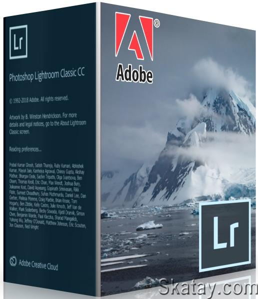 Adobe Photoshop Lightroom Classic 2020 v.10.0.0.10 RePack by PooShock