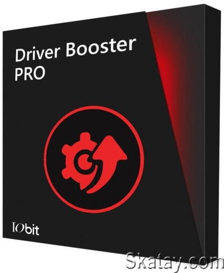 IObit Driver Booster Pro v.8.1.0.252 RePack & Portable by TryRooM