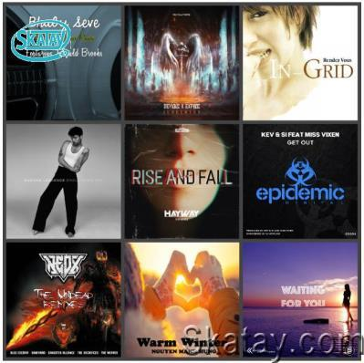 Electronic, Rap, Indie, R&B & Dance Music Collection Pack (2020-11-14)