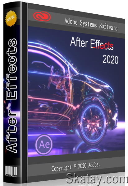 Adobe After Effects 2020 v.17.5.1.47 RePack by KpoJIuK