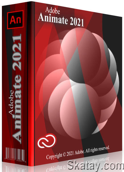 Adobe Animate 2021 21.0.1.37179 RePack by KpoJIuK