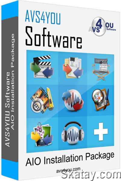 AVS4YOU Software Installation Package 5.0.4.166