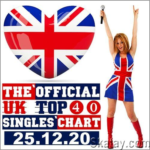 The Official UK Top 40 Singles Chart 25.12.2020 (2020)