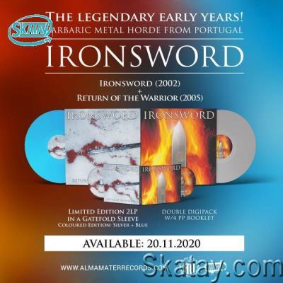 Ironsword - Ironsword / Return of the Warrior (2020) FLAC