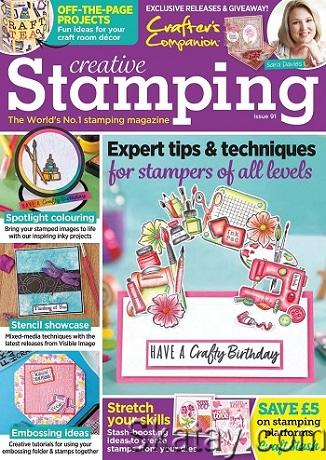 Creative Stamping №91 2020