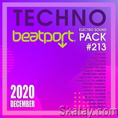 Beatport Techno: Electro Sound Pack #213 (2020)
