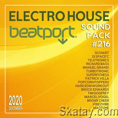 Beatport Electro House: Sound Pack #216 (2020)