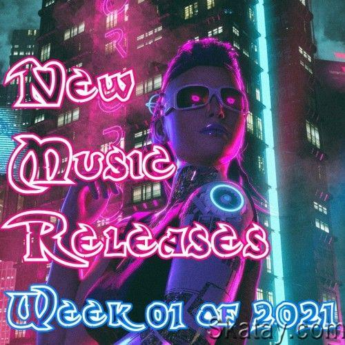 New Music Releases Week 01 (2021)