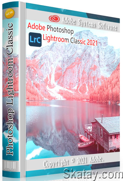 Adobe Photoshop Lightroom Classic 2021 v.10.1.1.10
