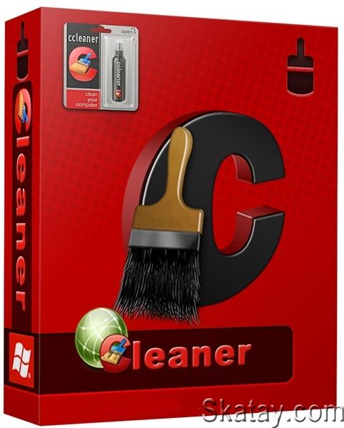 CCleaner Professional / Business / Technician v.5.76.8269 Final + Portable