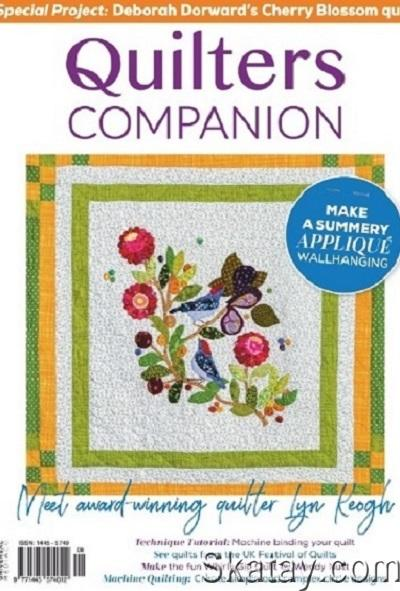 Quilters Companion №107 2021