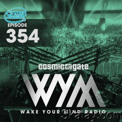 Cosmic Gate - Wake Your Mind Episode 354 (2021-01-15)