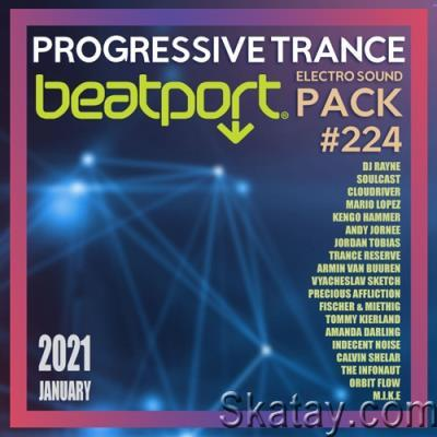 Beatport Progressive Trance: Sound pack #224 (2021)