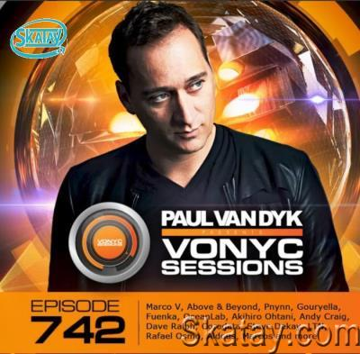 Paul van Dyk - VONYC Sessions 742 (2021-01-21)