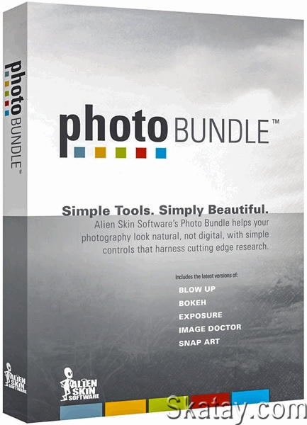 Exposure Software Photo Bundle Collection v.01.2021