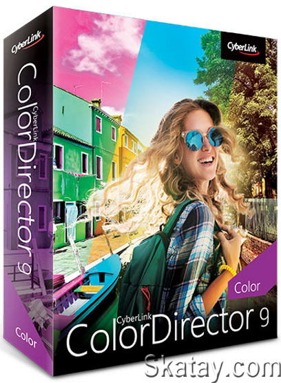 CyberLink ColorDirector Ultra v.9.0.2505.0 + Rus
