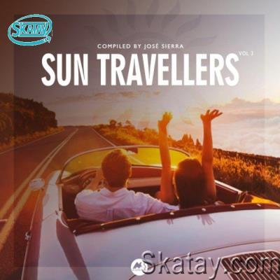 Sun Travellers Vol 3: Compiled by Jose Sierra (2021)