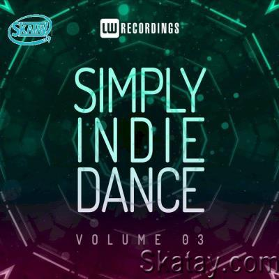 Simply Indie Dance Vol 03 (2021)