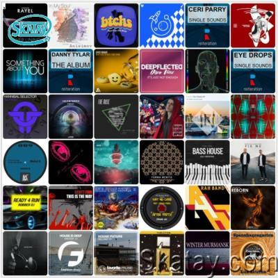 Electronic, Rap, Indie, R&B & Dance Music Collection Pack (2021-02-07)