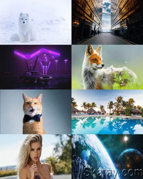 Wallpapers Mix №866