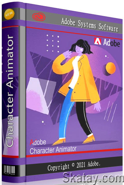 Adobe Character Animator 2020 v.3.5.0.144 RePack by KpoJIuK