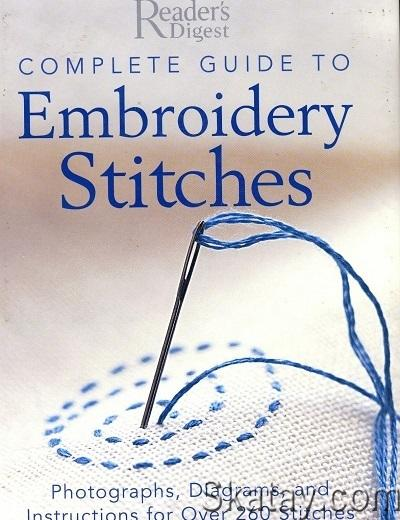 Complete Guide to Embroidery Stitches 2006