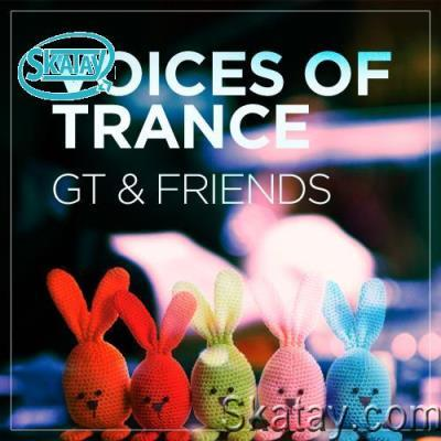 GT & DJ E2D - Voices Of Trance 190 (2021-02-16)