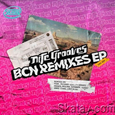 Nite Grooves BCN Remixes EP (2021)