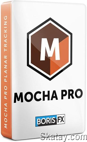 Boris FX Mocha Pro 2021 v8.0.2 Build 95 (Adobe/OFX/SAL)