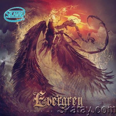 Evergrey - Escape of the Phoenix (2021) FLAC