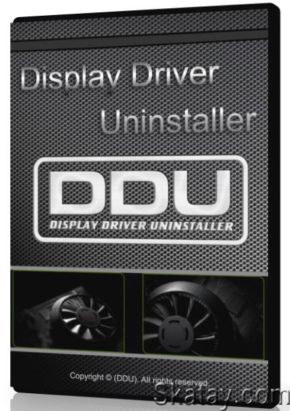Display Driver Uninstaller v.18.0.3.7 Final Portable