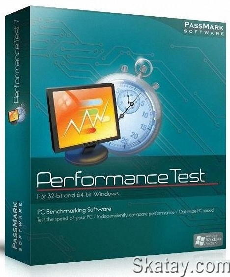 PassMark PerformanceTest v.10.1 Build 1000 Final