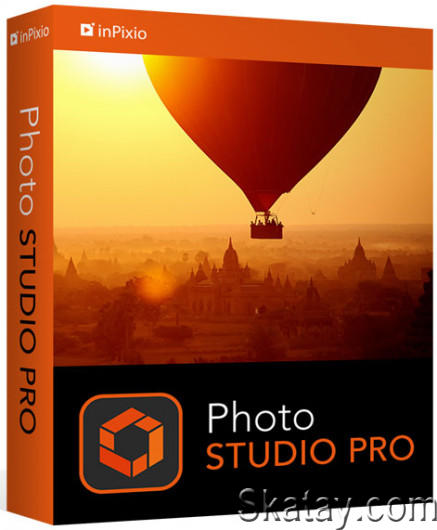 InPixio Photo Studio v11.0.7709.20526 Portable by Maverick Rus