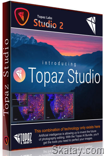 Topaz Studio v.2.3.2 Final RePack & Portable by TryRooM