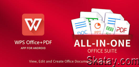 WPS Office - Office Suite for Word, PDF, Excel v13.5 Premium [Android]
