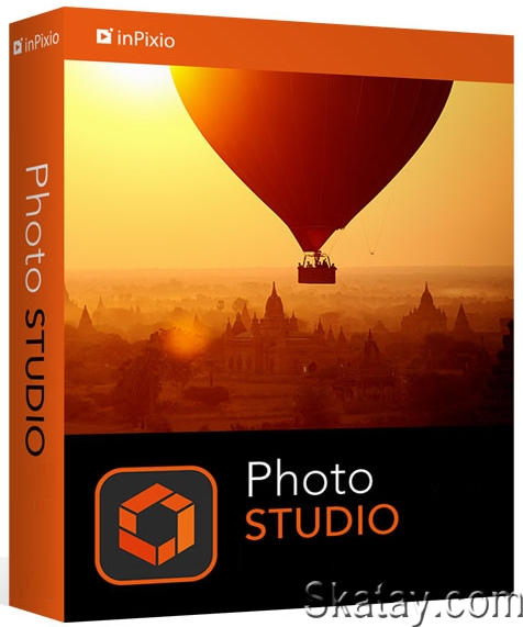InPixio Photo Studio v.11.0.7709.20526 + Rus