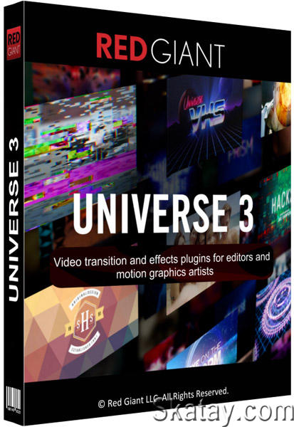 Red Giant Universe 3.3.3