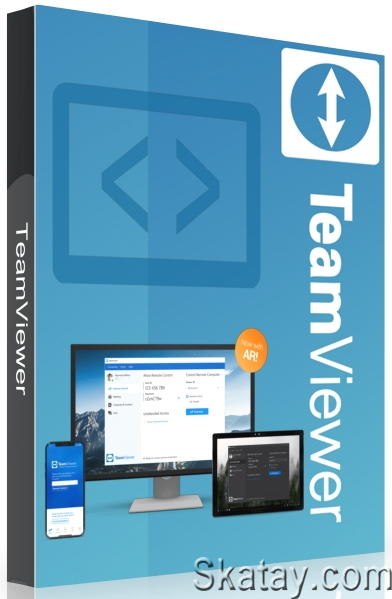 TeamViewer 15.16.8 Final + Portable
