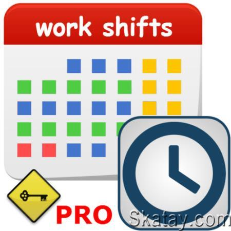 Work Shift Calendar Pro 2.0.2.9 (Android)