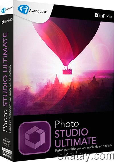 InPixio Photo Studio Ultimate 11.0.7753.22643