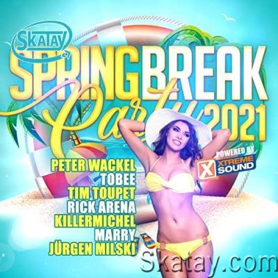 Spring Break Party 2021 (Powered By Xtreme Sound) (2021)
