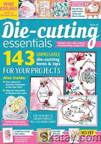 Die-cutting Essentials №75 2021