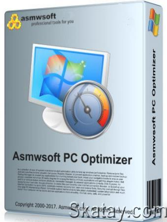 Asmwsoft PC Optimizer 2021 12.1.3107
