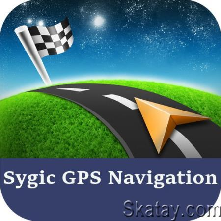 Sygic GPS Navigation & Offline Maps 20.4.17 Final (Android)