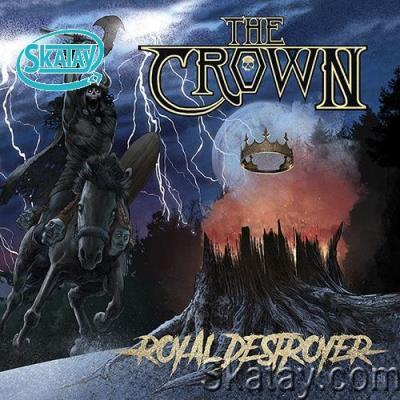 The Crown - Royal Destroyer (2021) FLAC