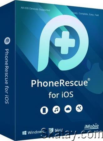 PhoneRescue for iOS 4.1.20210422