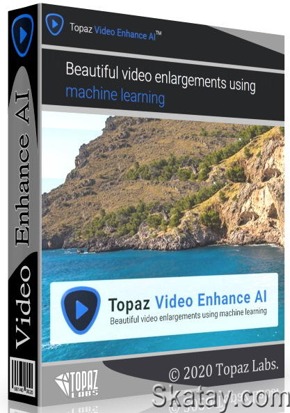Topaz Video Enhance AI 2.2.0